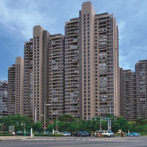 上海真陈路绿地五期工程