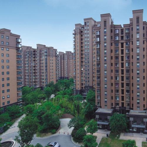 上海海富城市花园工程