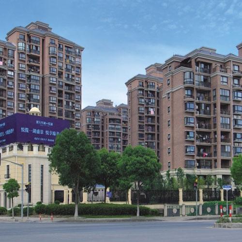 上海明天华城工程