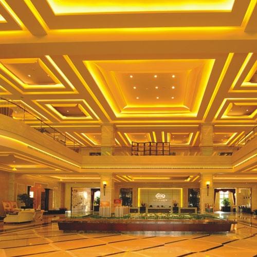 上海海上国际花园会所工程