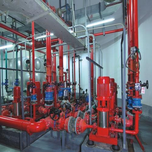 上海红双喜技术研发中心工程