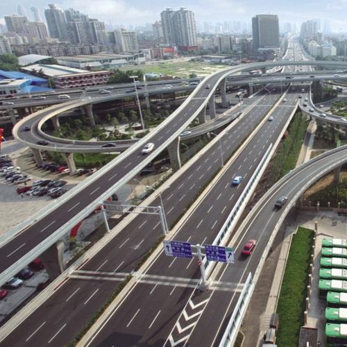 武汉二环线汉口段第二标段高架工程