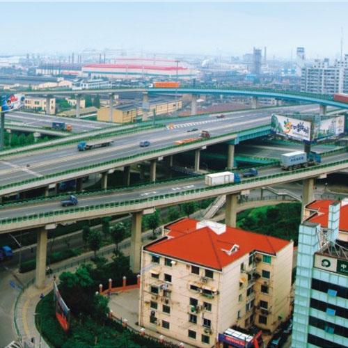 上海市同济立交桥3.3标工程