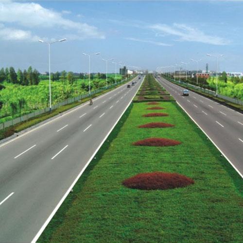 杭州湾上虞工业园区东西中心大道(东二区)二标段工程
