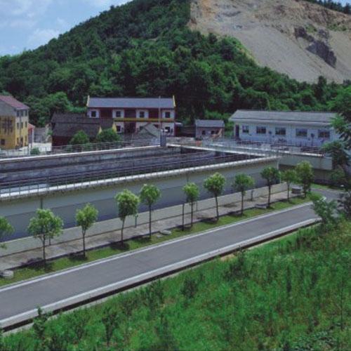 上虞市永和自来水厂工程