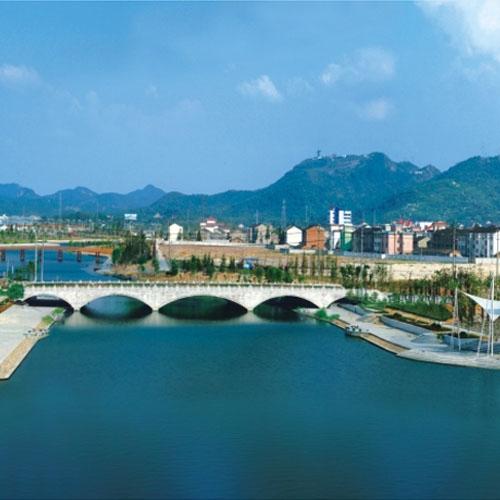 绍兴大环河整治工程